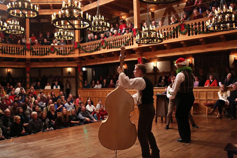 benjamin reed rene thornton every christmas story american shakespeare center