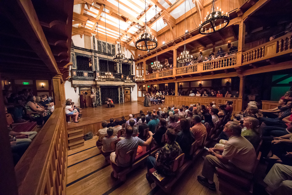 the taming of the shrew blackfriars playhouse american shakespeare center