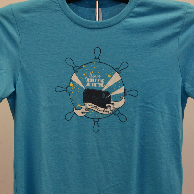 peter and the starcatcher shirt gift shop shirts apparel