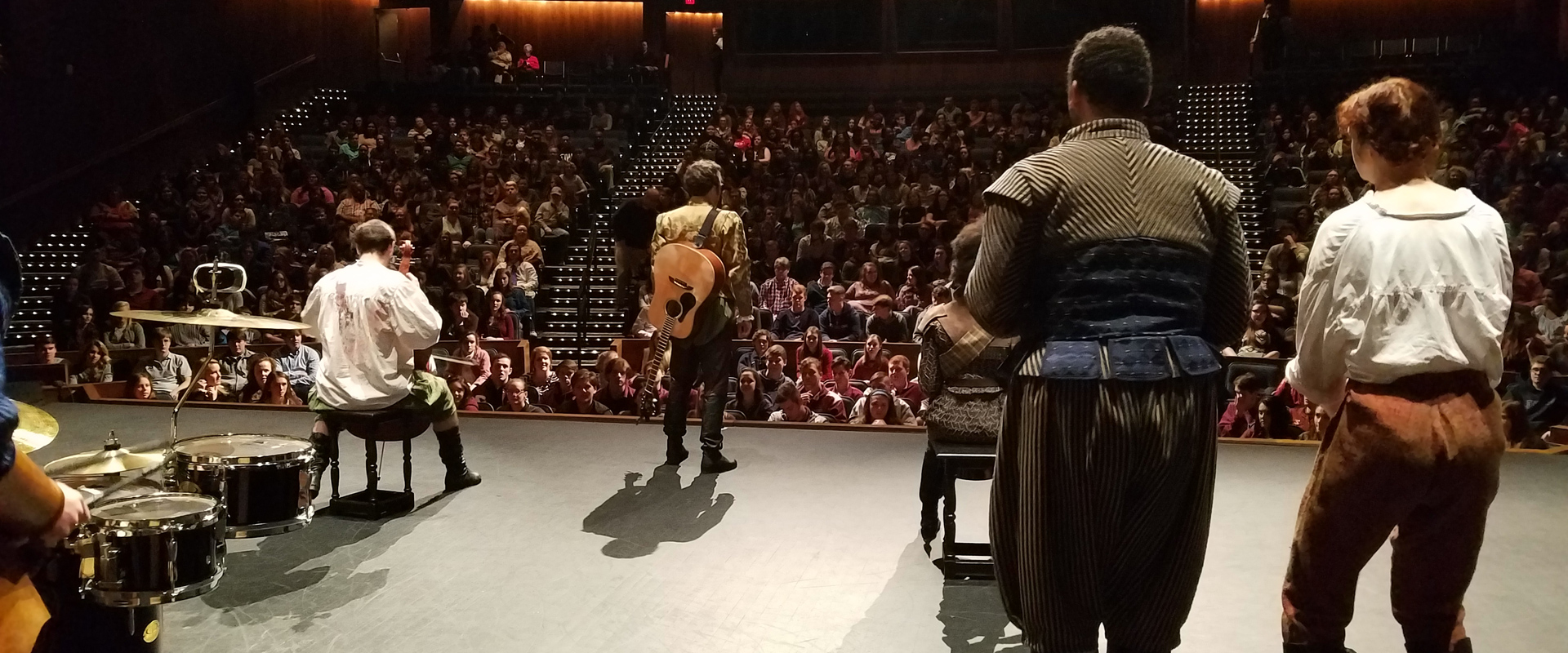 american shakespeare center on tour