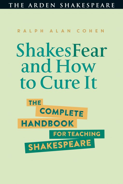 shakesfear and how to cure it book cover
