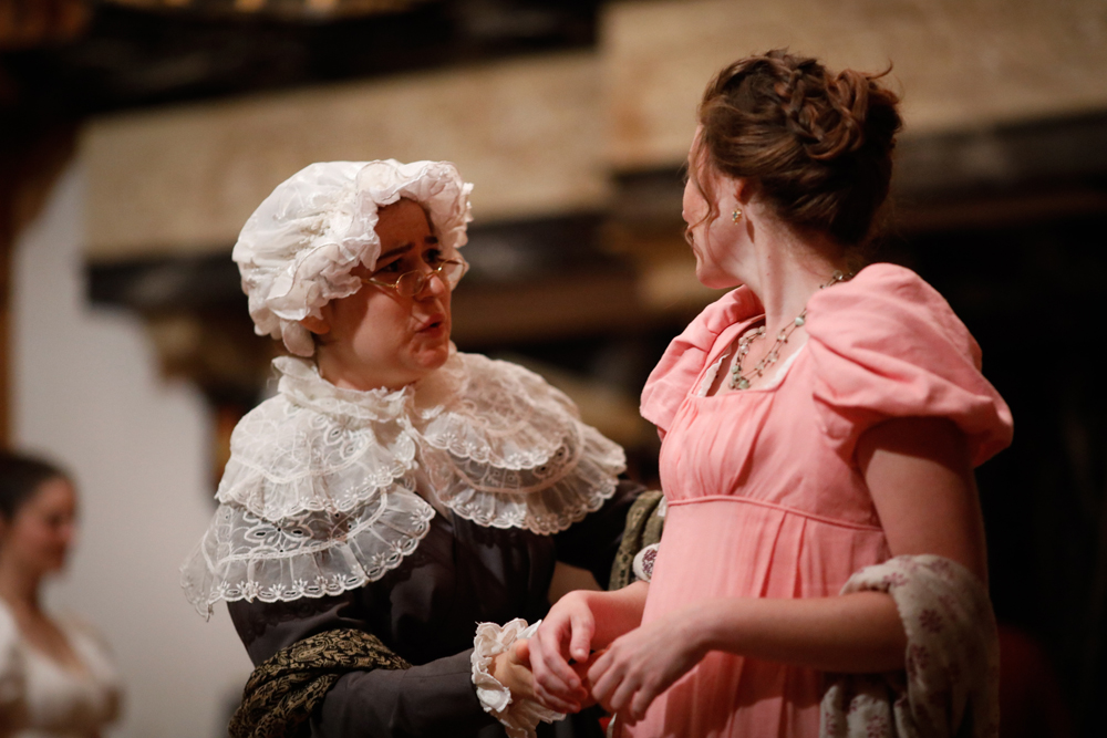 jane austen emma 2018 american shakespeare center blackfriars playhouse
