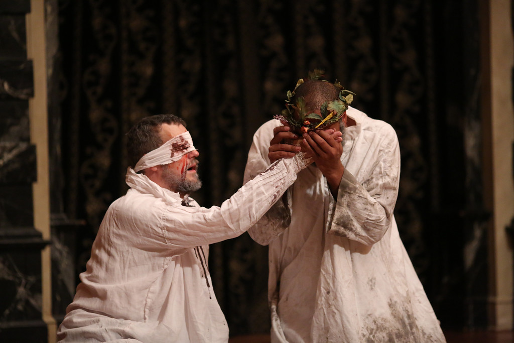 2016 king lear blackfriars playhouse