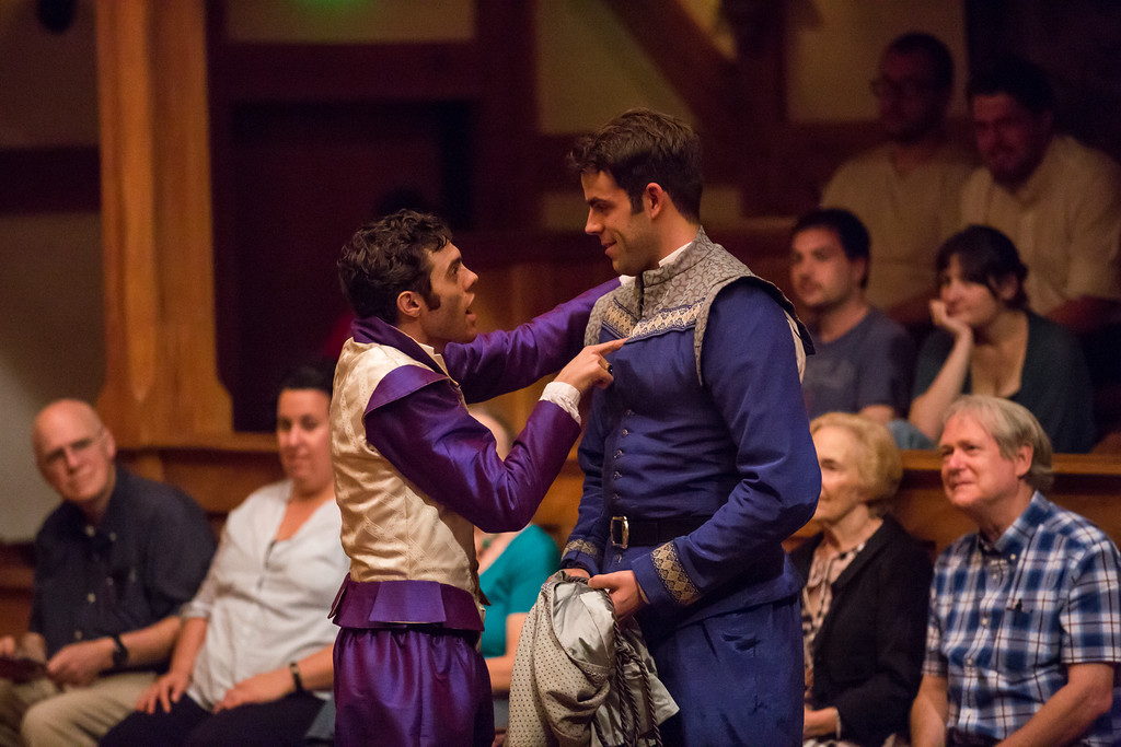 2017 the two gentlemen of verona blackfriars playhouse