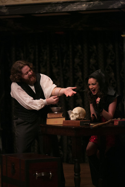 2015 doctor faustus blackfriars playhouse