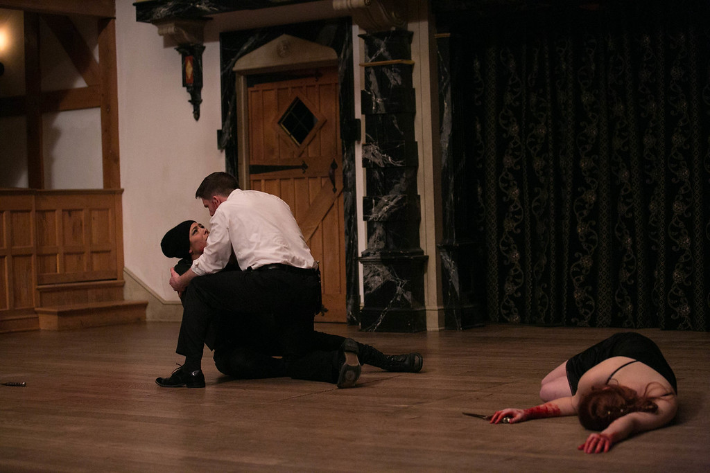 2014 the maid's tragedy blackfriars playhouse