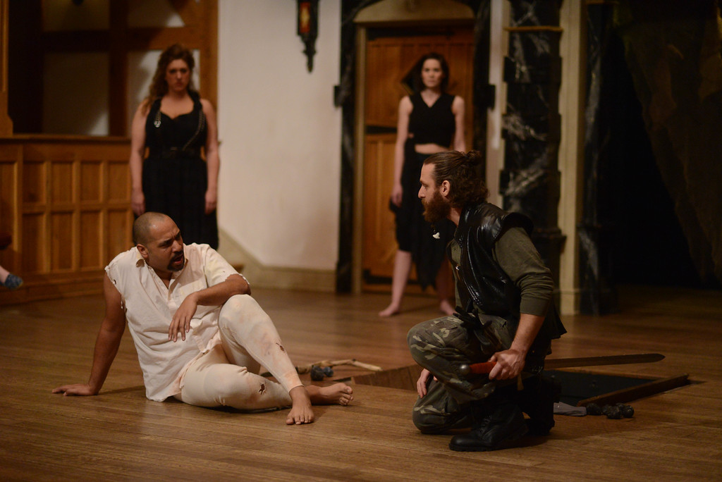 2014 timon of athens blackfriars playhouse