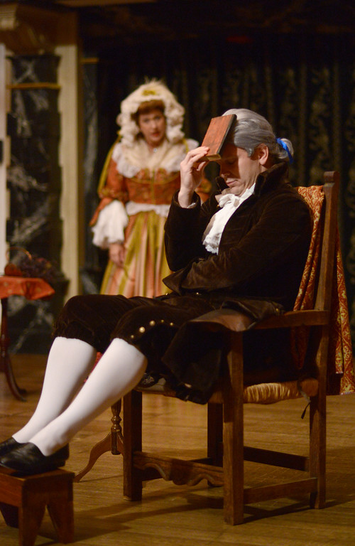 2013 she stoops to conquer blackfriars playhouse