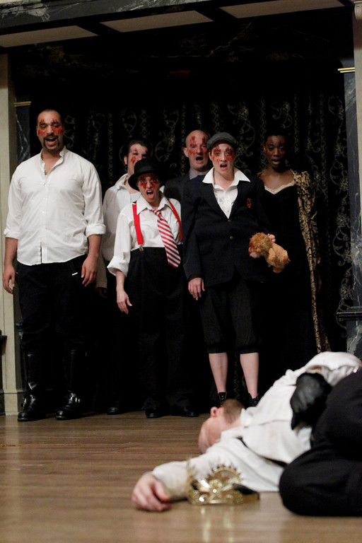 2012 richard iii blackfriars playhouse