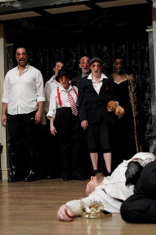 2012 richard iii blackfriars playhouse