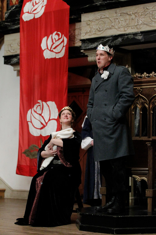 2011 henry vi part 3 blackfriars playhouse