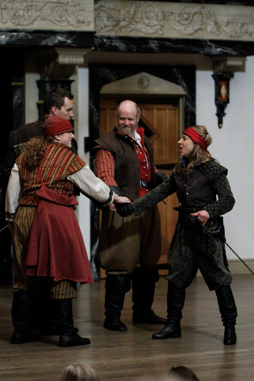 2010 the fair maid of the west blackfriars playhouse