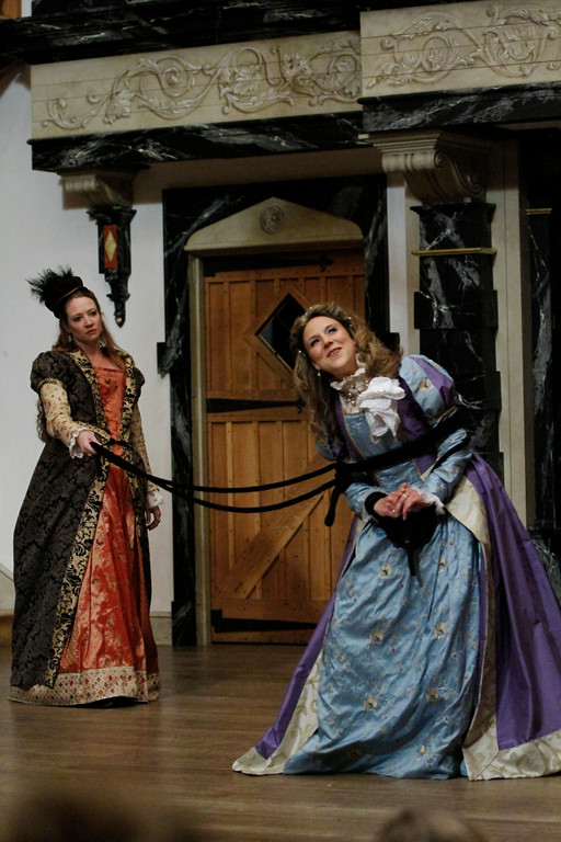 2010 the taming of the shrew blackfriars playhouse