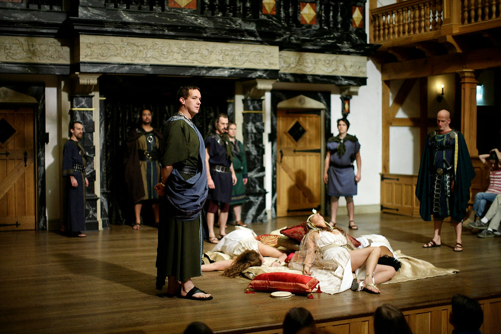 2007 antony and cleopatra blackfriars playhouse