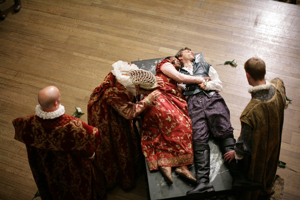 2007 romeo and juliet blackfriars playhouse
