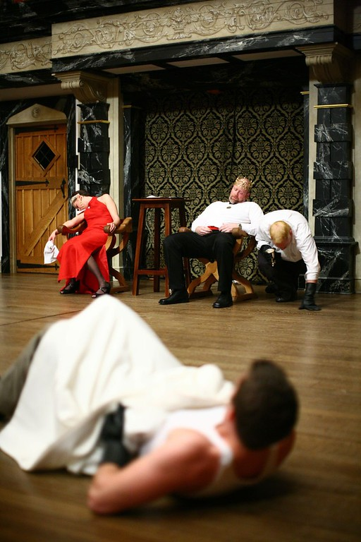 2007 hamlet quarto 1 blackfriars playhouse