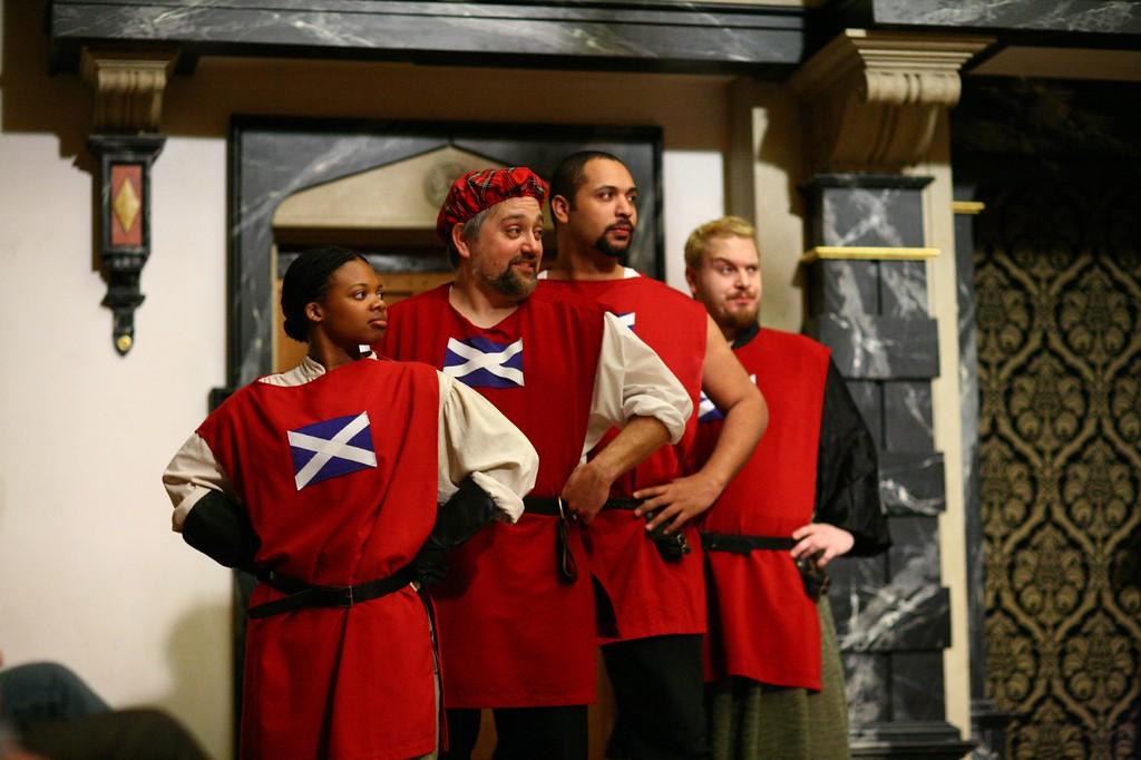 2007 the brats of clarence blackfriars playhouse