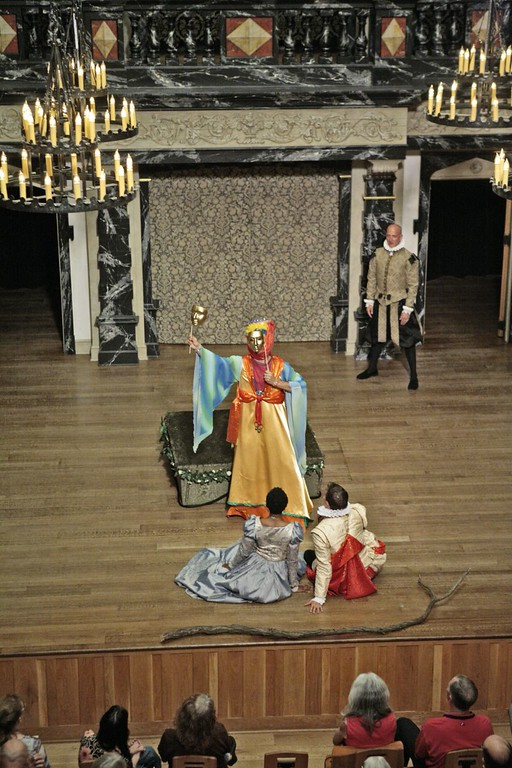2006 the tempest blackfriars playhouse