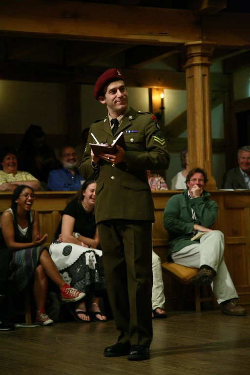 2006 much ado about nothing blackfriars playhouse