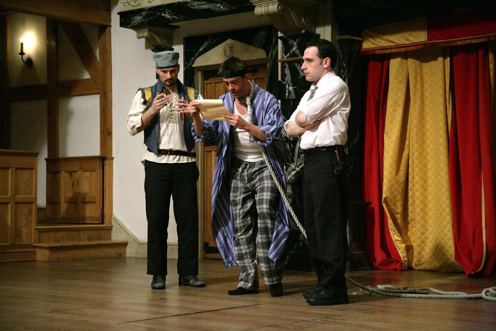 2006 romeo and juliet blackfriars playhouse