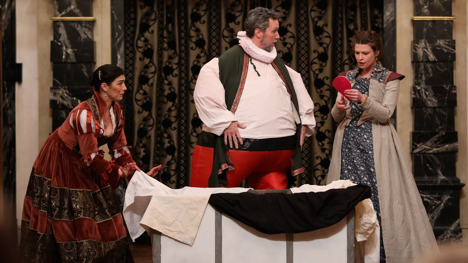 ASC Winter Season - The Merry Wives of Windsor