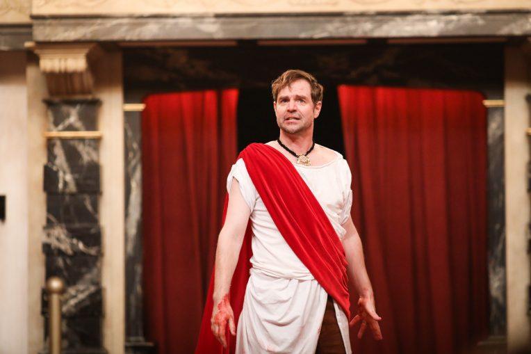 Julius Caesar Geoffrey Kent