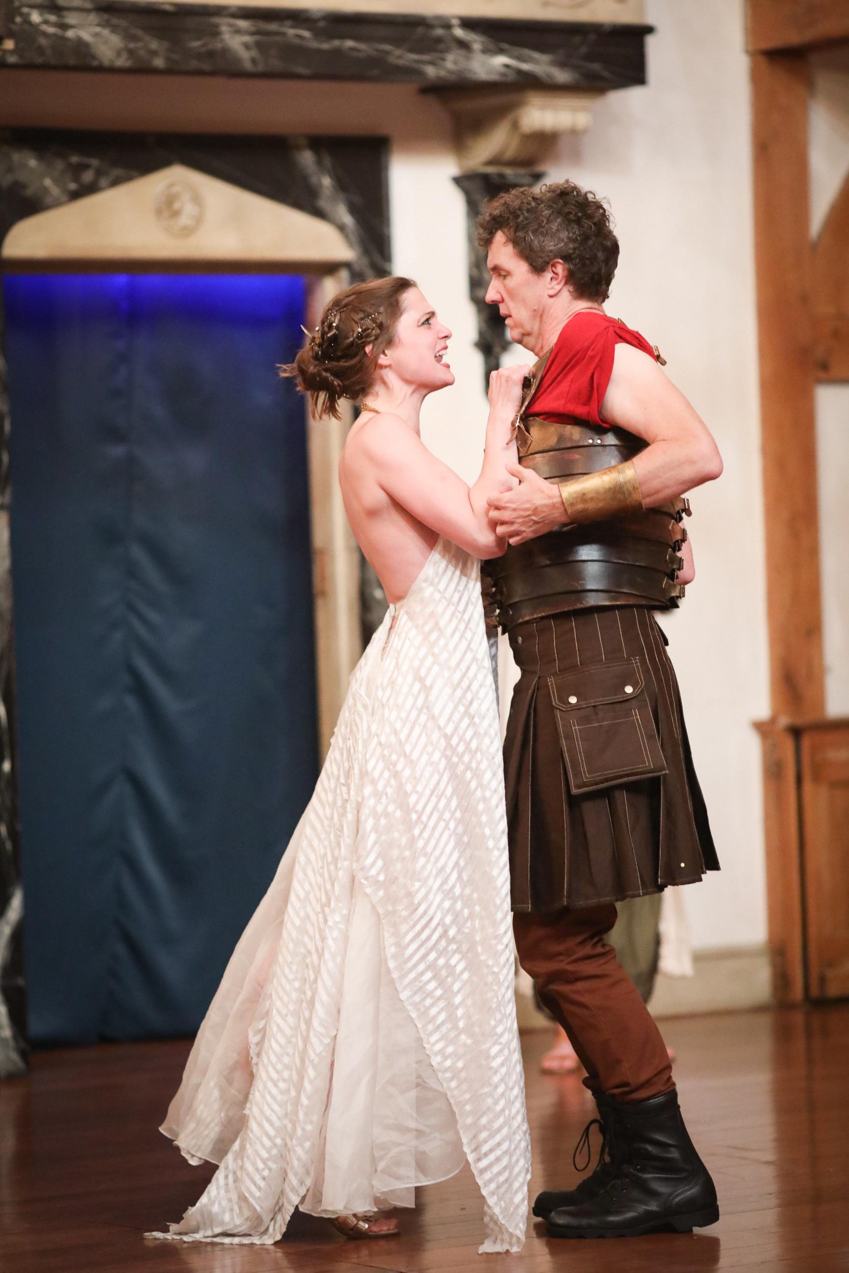 Antony and Cleopatra John Harrell Zoe Speas