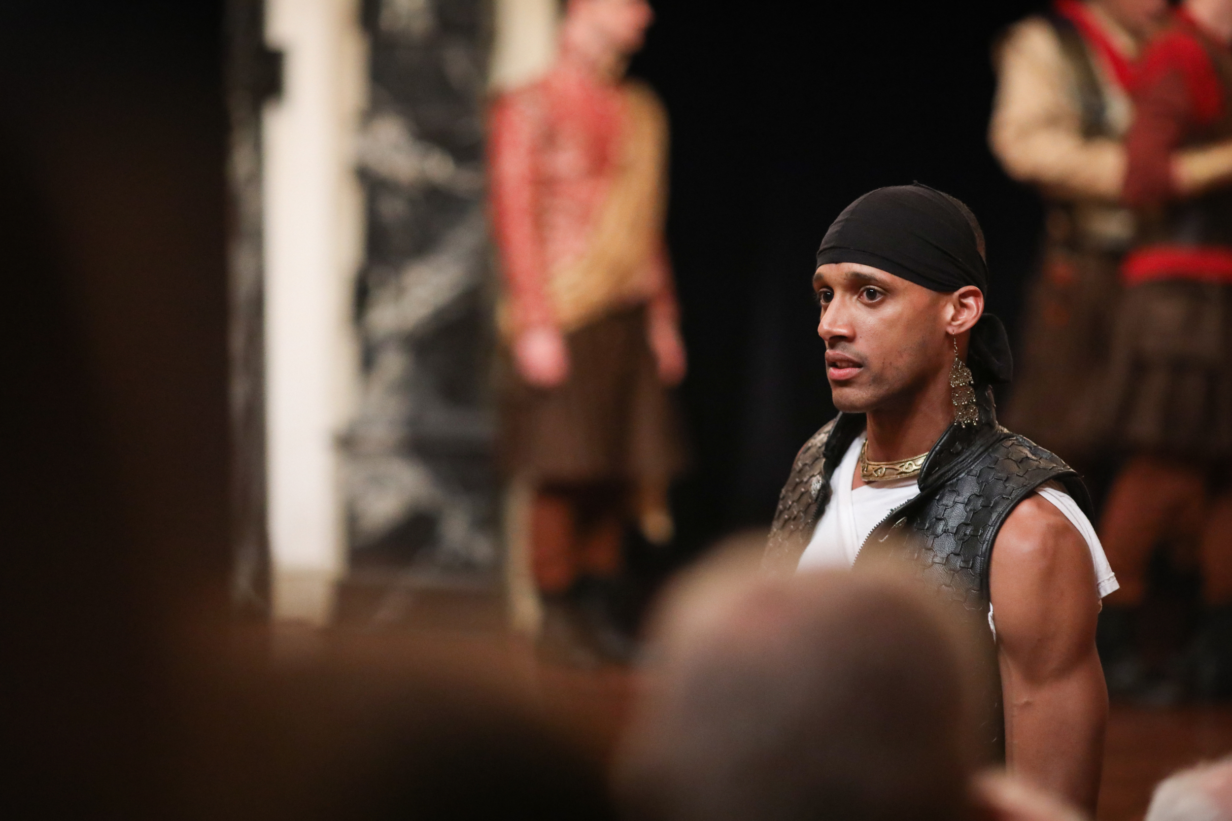 Antony and Cleopatra Brandon Carter