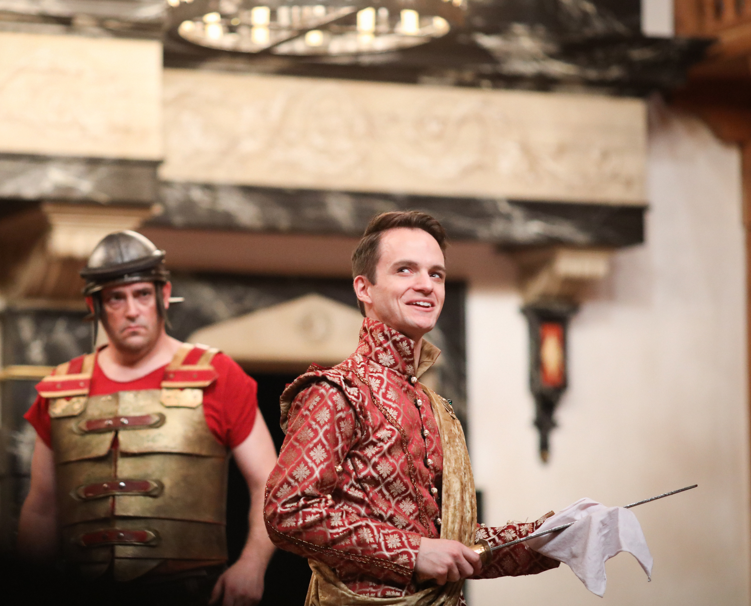Antony and Cleopatra Michael Manocchio