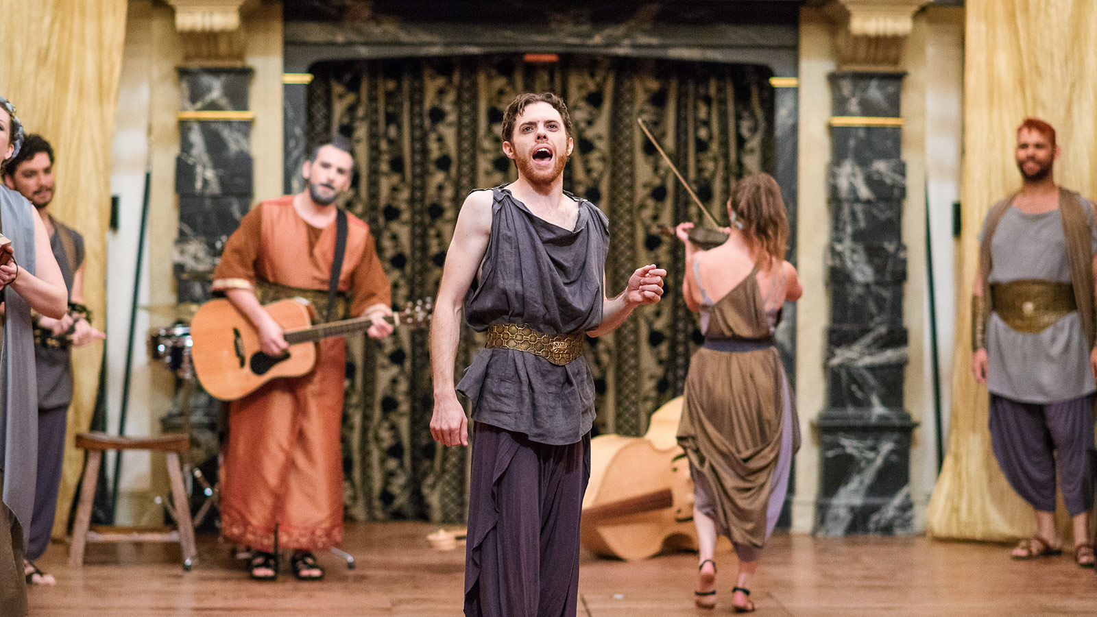 Antigone at the Blackfriars Playhouse