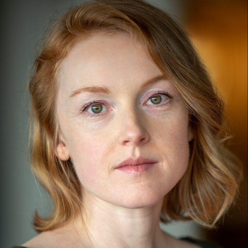 Sylvie Davidson actor headshot