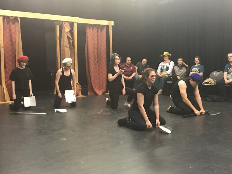 Talent Show, or What You Will | American Shakespeare Center