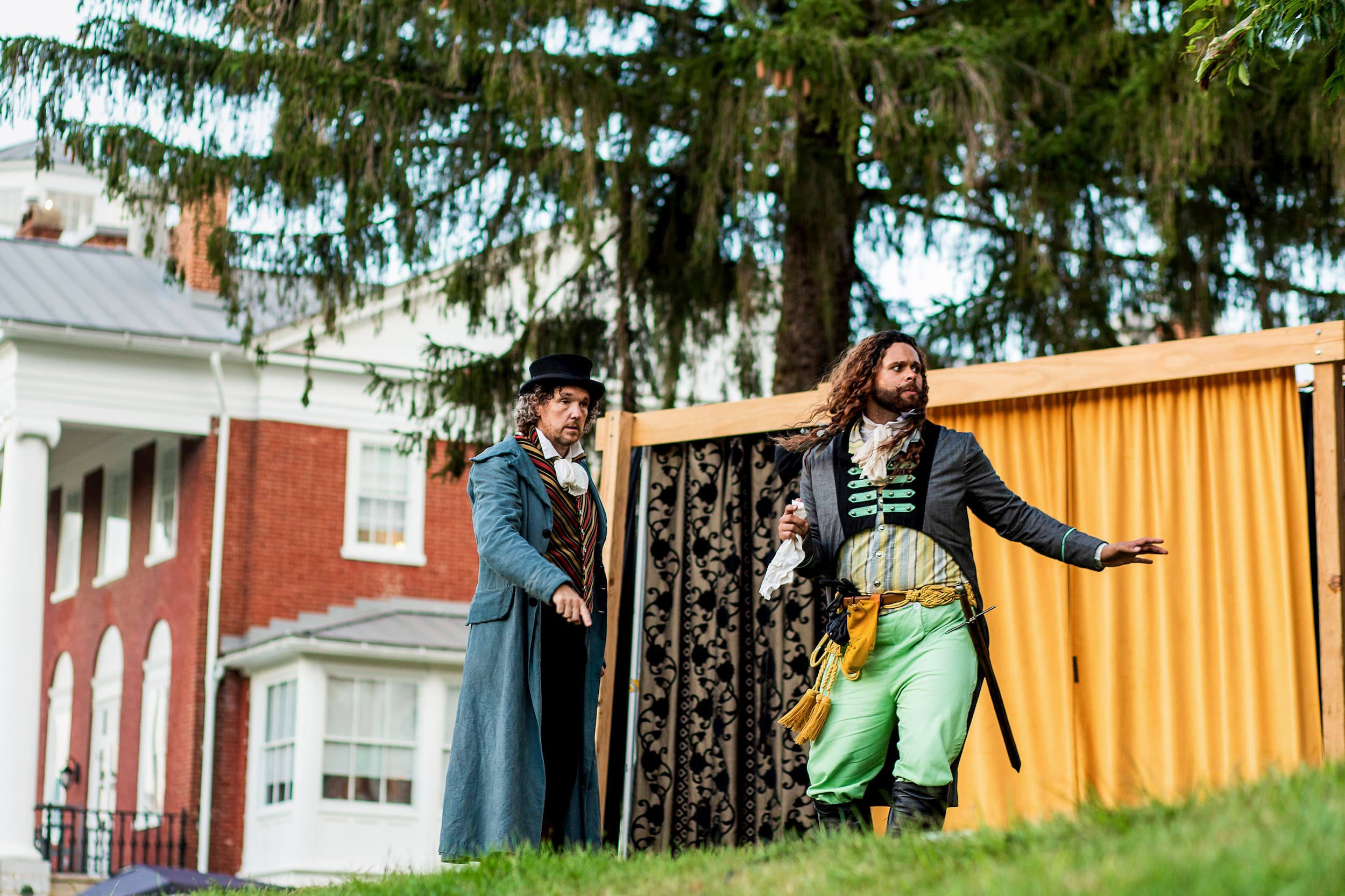 Twelfth Night Production Photo